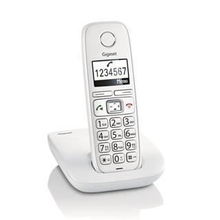Teléfono Gigaset E260 Dect teclas grandes ...