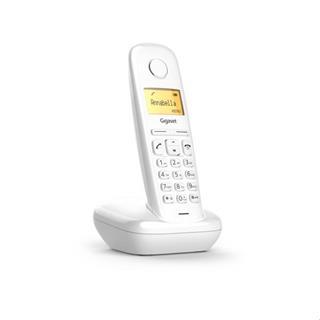 Teléfono inalámbrico Gigaset A170 Blanco
