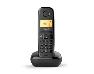 Teléfono inalámbrico Gigaset A270 Negro