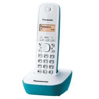 Teléfono Inalámbrico Panasonic KXTG1611 Blanco