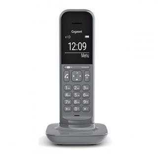 TELEFONO INALAMBRICO SIEMENS-GIGASET CL390 NEGRO  ...