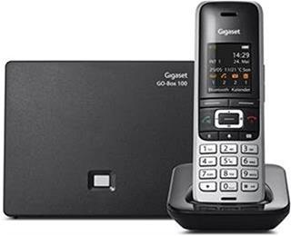 Teléfono inalámbrico Siemens-Gigaset S850 L36852-W2605-D201 Blue