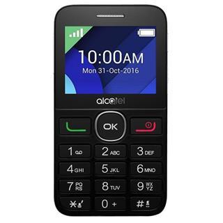 TELEFONO MOVIL ALCATEL 20.08G BLACK WHITE