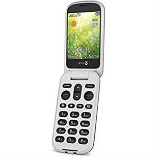 Teléfono móvil Doro 6050 Blanco Champán