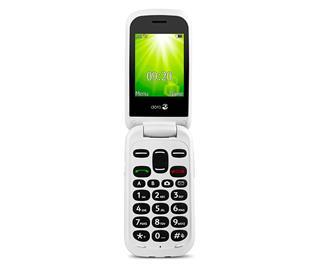 """Smartphone DORO 2404 2.4"""" ROJO 16MBRAM 0.3MPX"""