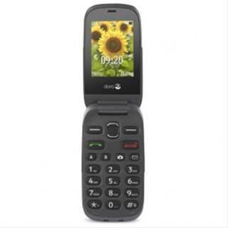 "TELÉFONO MÓVIL SENIOR DORO 6030 2.4"" GRIS T0.3MPX"