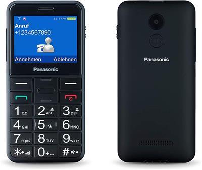 Teléfono móvil Senior Panasonic Kx-Tu155exbn
