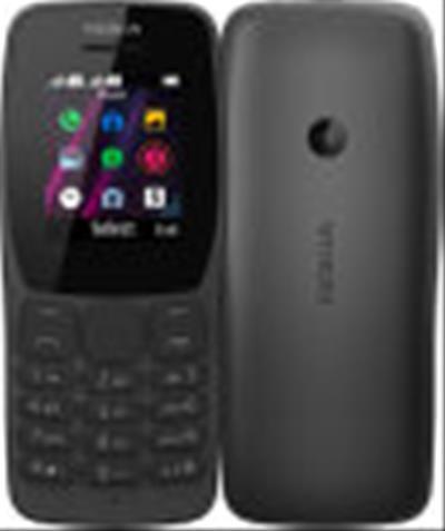 TELEFONO NOKIA 110 1.77 QQVGA CAMARA QVGA NEGRO DS