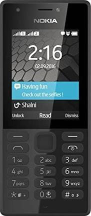 TELEFONO MOVIL NOKIA 216 DUAL-SIM BLACK EU OUTLET