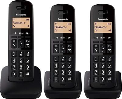 Teléfono Panasonic Kx-Tgb613spb Detc Trio ...