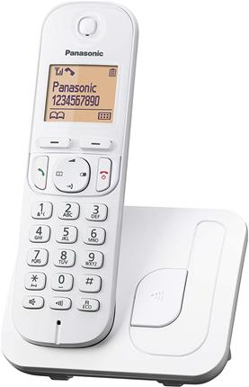 Teléfono Panasonic Kx-Tgc210spw Dect inalámbrico ...
