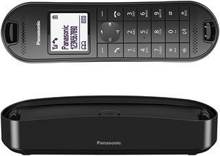 Teléfono Panasonic Kx-Tgk310spb inalámbrico negro