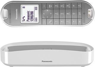 Teléfono Panasonic Kx-Tgk310spb inalámbrico blanco