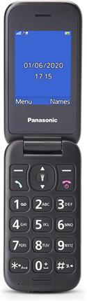 Teléfono Panasonic KX-TU400EXG gris