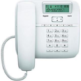 Teléfono Sobremesa Gigaset DA610 Blanco