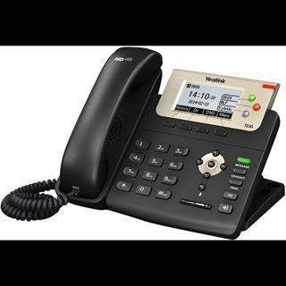 Teléfono SPC Basic IP Phone 3  Cuantas SIP Con POE