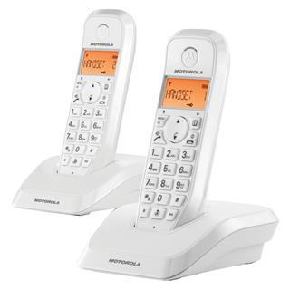 Teléfonos Inalámbricos Motorola Serie S12 Duo ...