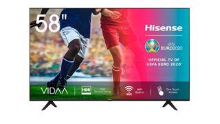 """Televisor HISENSE 58A7100F 58"""" UHD 4K SLIM SMART ..."""