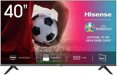 "Televisor Hisense H40AE5000F 40"" LED HD Smart TV"