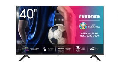 """Televisor Hisense H40AE5500F 40"""" LED FullHD ..."""