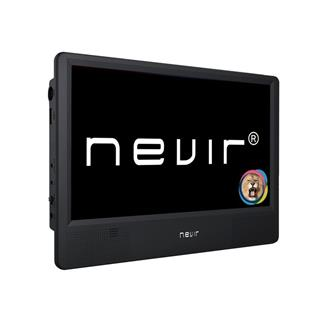 "Televisor Nevir Portatil Led  10"" 1024x600 ..."