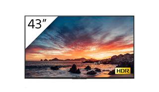 """Televisor Sony Bravia 43"""" LED UHD 4K"""