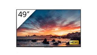 """Televisor Sony Bravia 49"""" LED UHD 4K"""