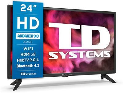 "Televisor TD Systems K24DLG12HS 24"" LED HD Smart ..."