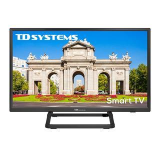 "Televisor TD Systems K24DLX10HS 24"" LED HD Smart ..."