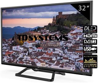 "Televisor TD Systems K32DLM10H 32"" LED HD"