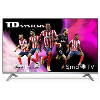 "Televisor TD Systems K43DLJ12US 43"" LED UltraHD ..."