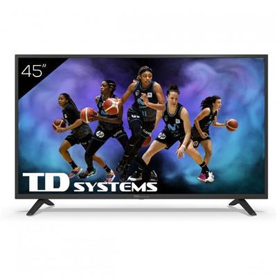 "Televisor TD Systems K45DLJ12US 45"" LED UHD 4K ..."