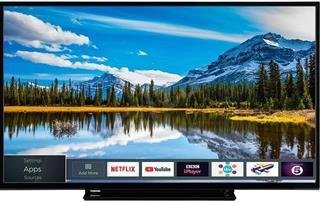 "Televisor Toshiba 40"" LED FULL HD SMART TV"