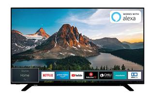 "Televisor Toshiba 43U2963DG 43"" UHD 4K SMART TV"