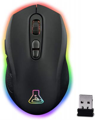 THE G-LAB ILLUMINATED RGB GAMING MOUSE WIRELESS ...