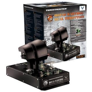 THRUSTMASTER / HOTAS WARTHOG DUAL THROTTLE PARA PC / 2960739