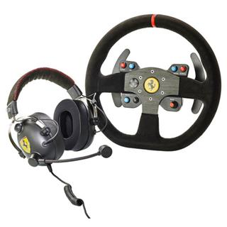 Thrustmaster Race Kit Ferrari 599X EVO Edition with Alcantara Vo