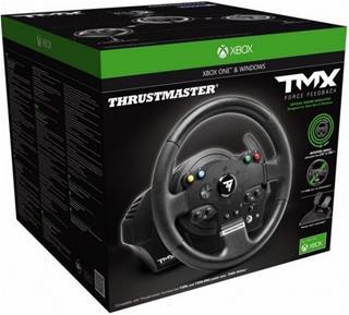 Volante ThrustMaster TMX Force Feedback cableado