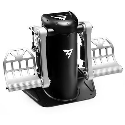 Thrustmaster TPR Rudder Simulador de Vuelo PC ...