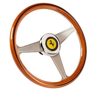 THRUSTMASTER VOLANTE FERRARI 250 GTO WHEEL  ADDON ...