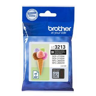 CARTUCHO TINTA BROTHER LC3213BK NEGRO