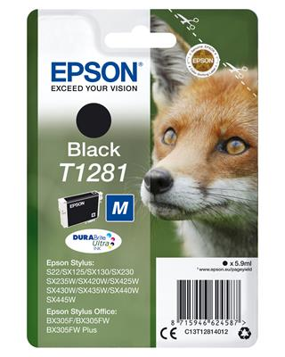 TINTA EPSON T1281 NEGRO