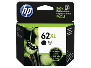 Tinta hp 62xl negro