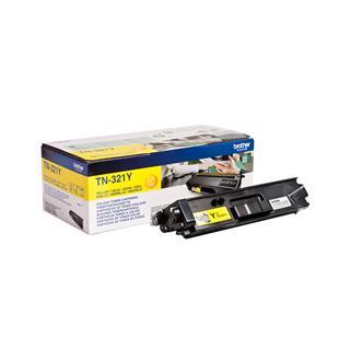 BROTHER Tn-321y toner cartridge yellow supl