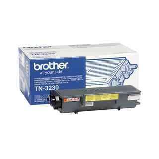 BROTHER TN-3230 TONER CARTRIDGE BLACK   F/ ...