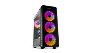 TORRE ATX NOX HUMMER TGM RAINBOW RGB·