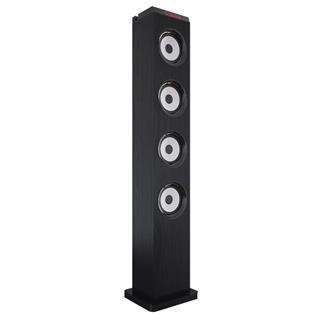 Torre de sonido Primux TW02 Bluetooth 60W negra outlet