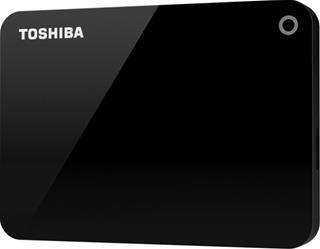 TOSHIBA CANVIO ADVANCE  1TB BLACK 2.5I USB 3.0 NTFS DRIVER X MAC