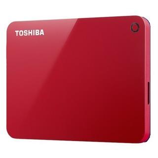 TOSHIBA CANVIO ADVANCE 2TB RED