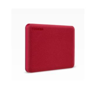 TOSHIBA DYNABOOK CANVIO ADVANCE 2.5 4TB RED